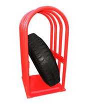 Tyre Lifts and Cages